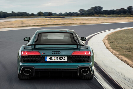 Audi R8 Green Hell Edition Mexico 5