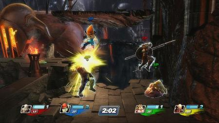 'PlayStation All-Stars Battle Royale' muestra la intensidad de sus combates en cuatro vídeos ingame