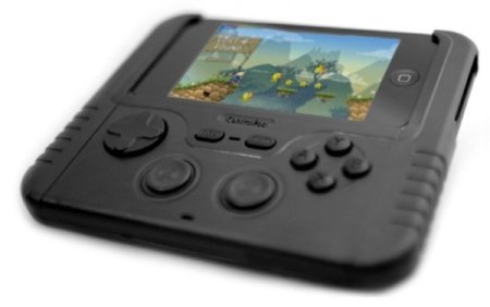 iControlPad, el primer control para jugar con el iPhone e iPod touch se empieza a enviar