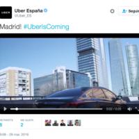 Uber anuncia su regreso a España