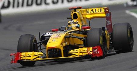 Renault entre 2010 y 2011