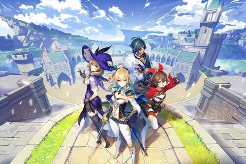 Genshin Impact, el alucinante mundo abierto de anime y fantasía que costó más de 100 millones de dólares y se juega gratis
