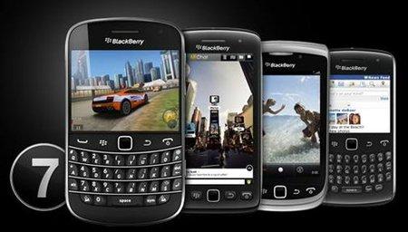 BlackBerry OS 7 el sistema operativo más seguro para el entorno empresarial