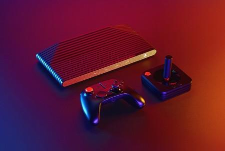 Nueva Atari VCS,