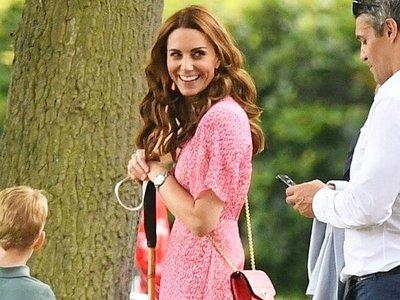 Meghan Markle y Kate Middleton protagonizan un duelo ideal de estilos en un partido de polo