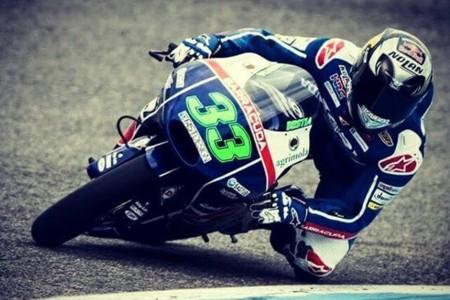 Enea Bastianini Moto3 Gp Francia 2015