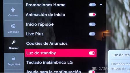 Luz De Standby