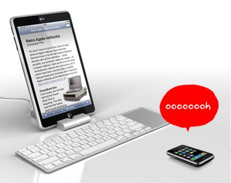 El Wall Street Journal afirma que Steve Jobs está concentrado en el nuevo Tablet