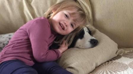 Muere de meningitis B una niña de 2 años y sus padres publican su foto enferma como protesta por no haber sido vacunada