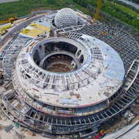38.000 metros cuadrados tendrán la culpa de que en 2020 el Planetario de Shanghai sea el más grande del mundo