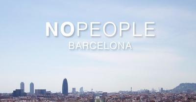 'NO PEOPLE Barcelona', una Ciudad Condal vacía en un timelapse