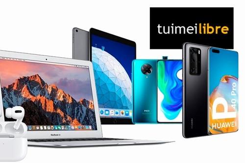 Ofertones en móviles, portátiles o auriculares en las rebajas de tuimeilibre