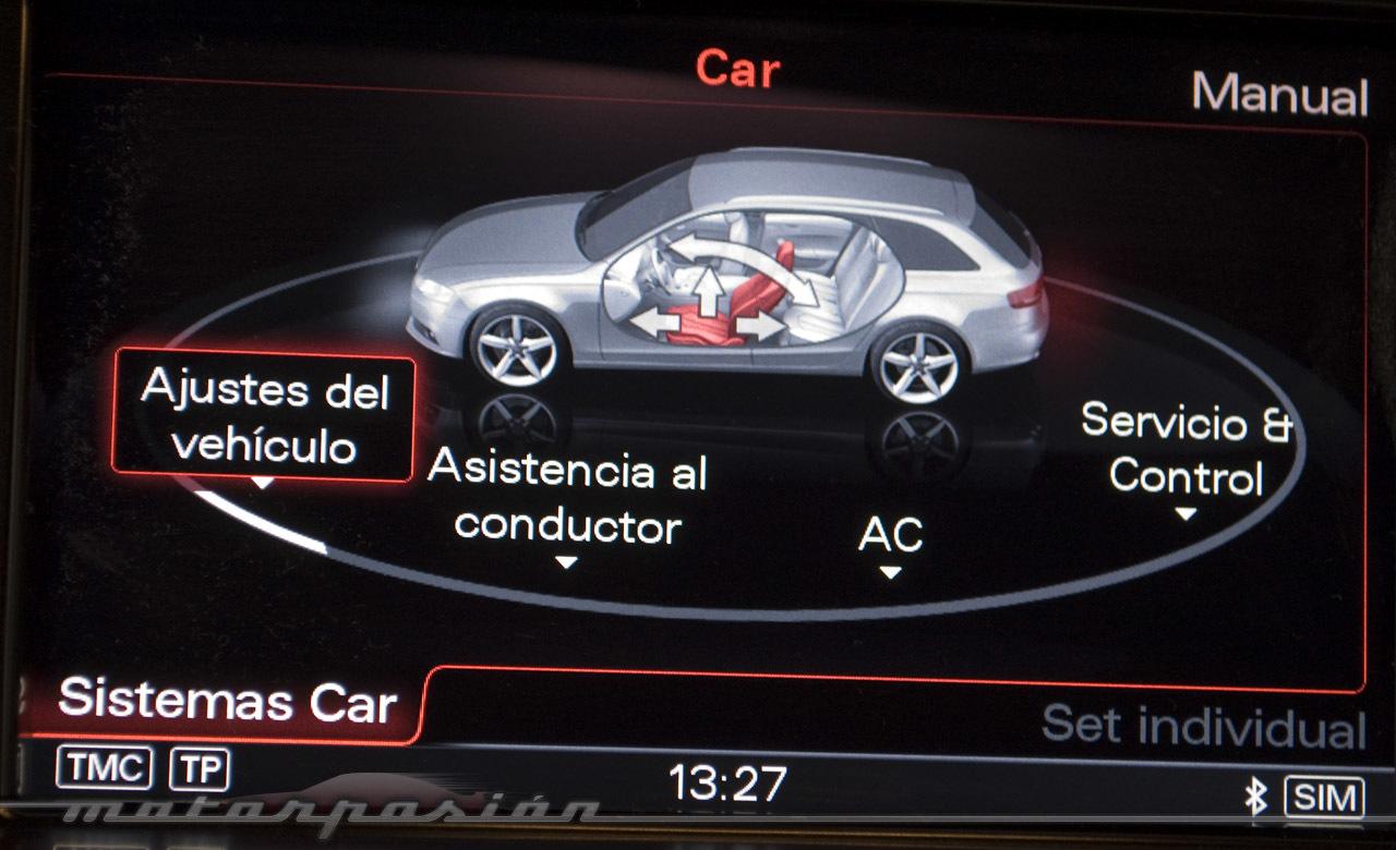 Foto de Audi RS4 Avant (prueba) (51/56)