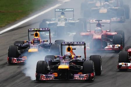 Las mejores imágenes del Gran Premio de Italia