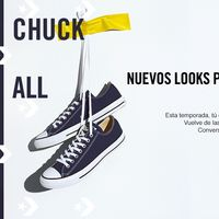 Back to school en Converse: 20% de descuento en su tienda oficial con este cupón