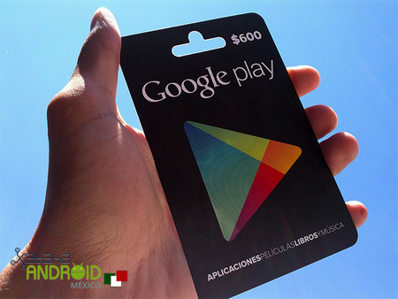 Todo lo que debes saber sobre las tarjetas de Google Play en México
