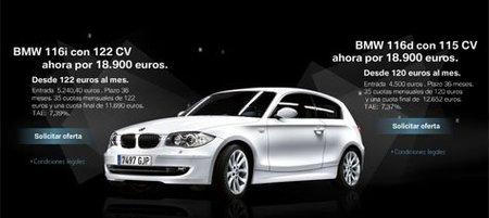 Publicidad BMW Serie 1