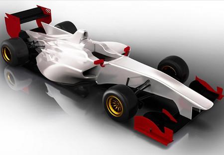 Se desvelan las primeras imágenes del Dallara SF14 de la Super Fórmula