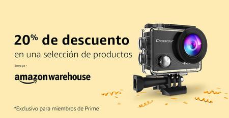 Preparando el Prime Day en Amazon: 20% de descuento adicional en productos reacondicionados