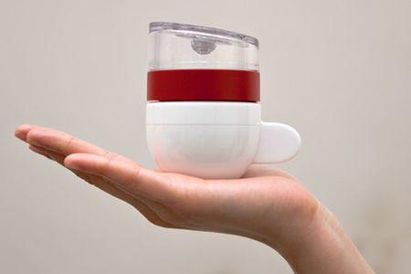 Es posible preparar café en el microondas