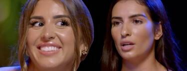 Así ha sido el tenso cara a cara entre Marina y Stefany en la hoguera sin imágenes de 'La Isla de las Tentaciones 3'
