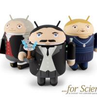 """Dead Zebra pone a la venta """"...for Science!"""", una nueva edición especial de figuras Android"""