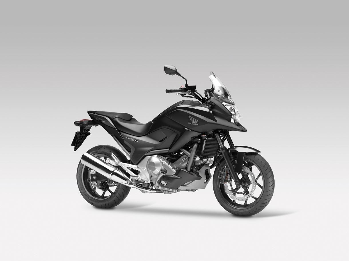 Foto de Honda NC700X, Crossover significa moto para todo (2/15)