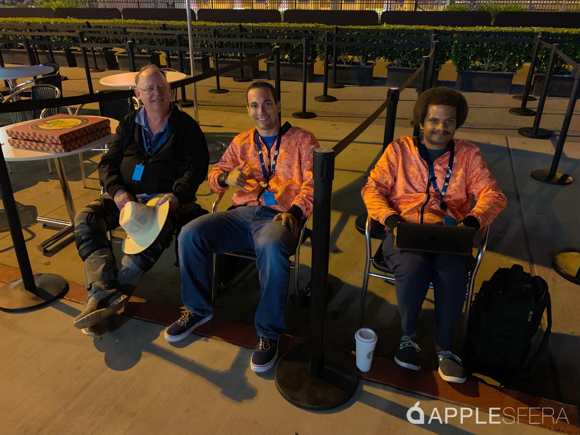 Foto de WWDC19 McEnery Center (33/35)