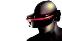 Jugando en la realidad virtual, los antecesores de Oculus Rift