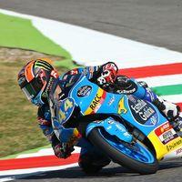 Aron Canet vuela sobre Montmeló para conseguir el mejor crono del viernes en Moto3