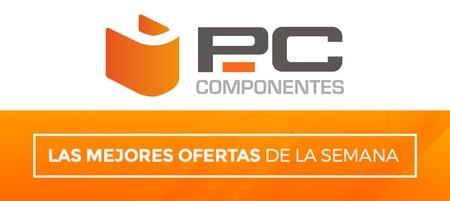 Selección semanal de ofertas de PcComponentes: portátiles y sillas gaming, robots de limpieza, iluminación inteligente o smart TVs a buenos precios