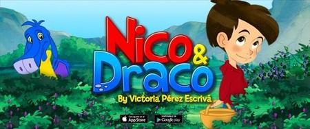 Nico & Draco es un cuento para educar en valores a los peques