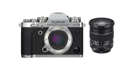 Fujifilm X T3 16 80 Silver