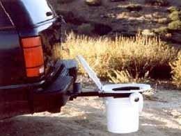 Bumper Dumper: solución a la llamada de la naturaleza