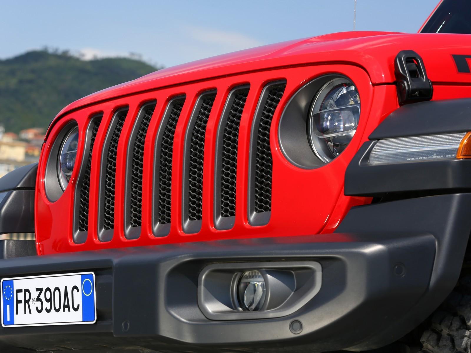 Foto de Jeep Wrangler interiores y detalles (1/16)