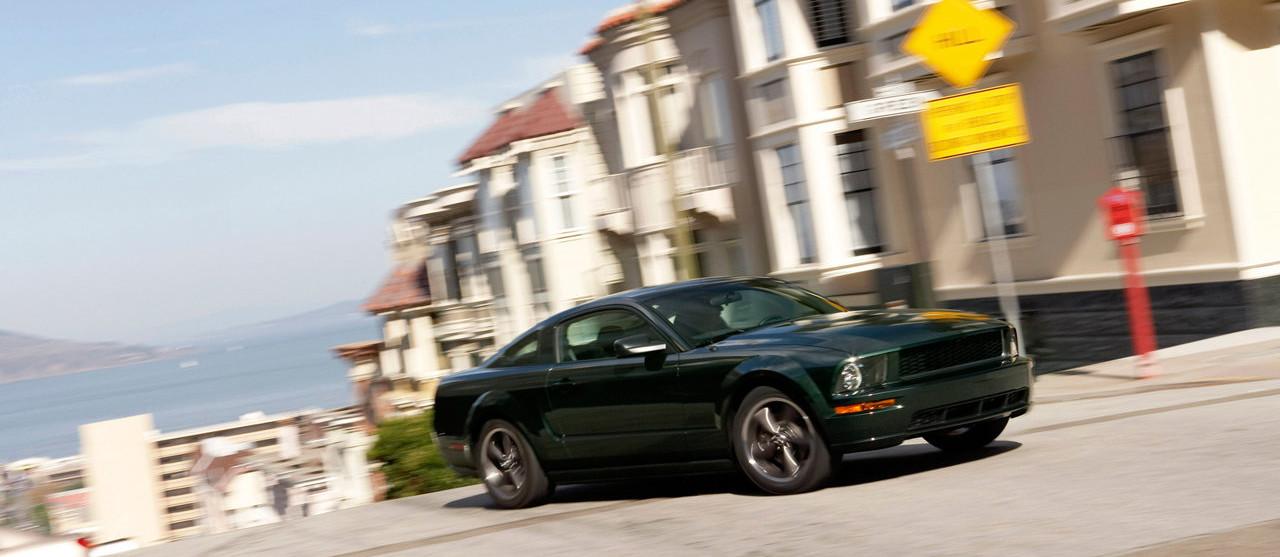 Foto de Ford Mustang Bullitt 2008 (1/17)