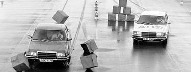 Estas son las innovaciones que la industria del automóvil le debe a  Mercedes-Benz