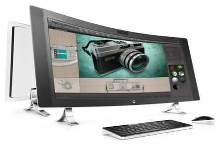 HP Envy Curved, esta All-in-One incluye impresionante monitor curvo de 34""
