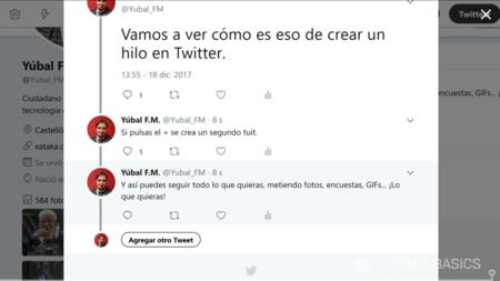 Hilo Creado