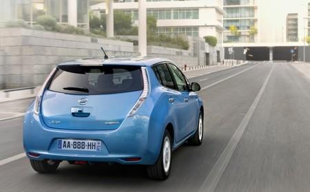 Nissan Leaf Tras 2