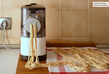 Maquina De Pasta Espaguetis