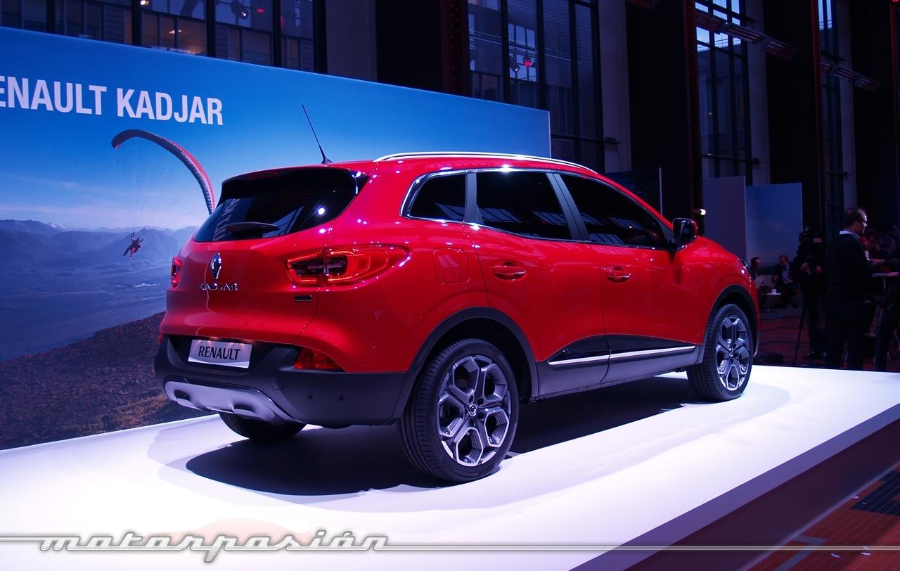 Foto de Renault Kadjar (presentación estática) (11/18)