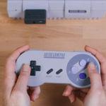 26 años después de su salida, ya se puede jugar con mandos inalámbricos en Super Nintendo