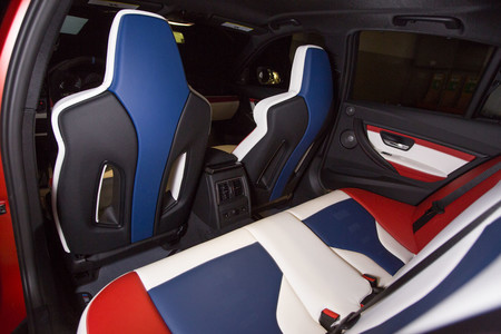 Si Donald Trump comprase un BMW M3, posiblemente tendría los asientos de este one-off