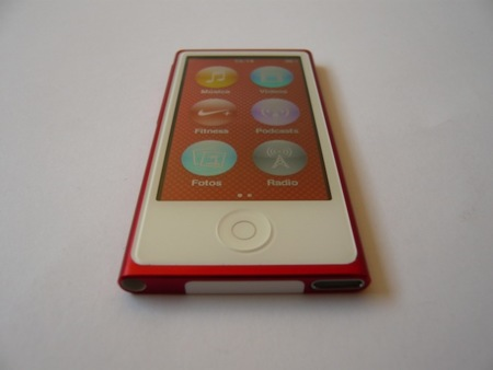 iPod nano 2012 nuevo diseño