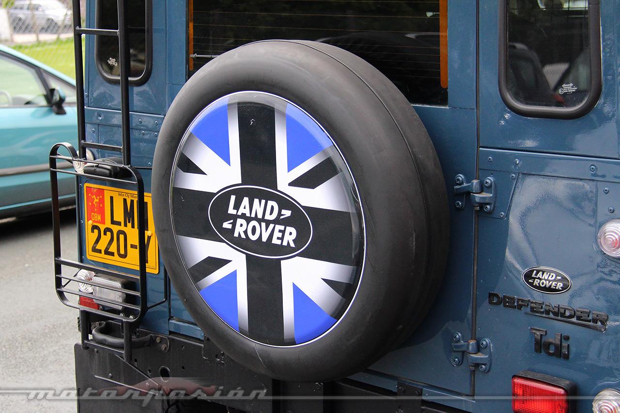 Foto de Land Rover Defender (1/15)
