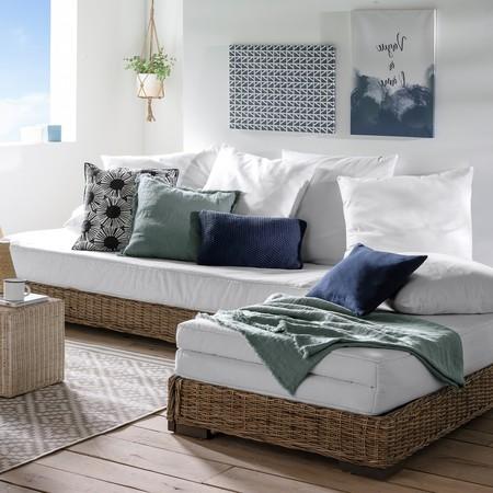 7 ofertas de La Redoute para vestir tu casa en verano: sábanas, colchas o cojines con estilo