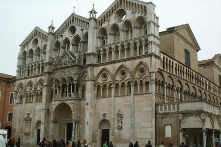Emilia Romana: rincones que visitar. Ferrara