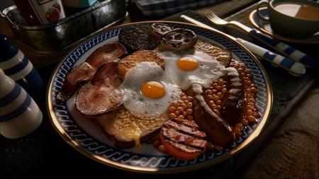 Esta imagen de comida parece una fotografía, pero en realidad es una de las espectaculares creaciones de Dreams