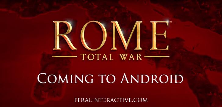 'ROME: Total War' llegará a Android-OS tras 2 años en unica para iOS